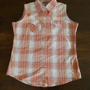 Wrangler Button up shirt